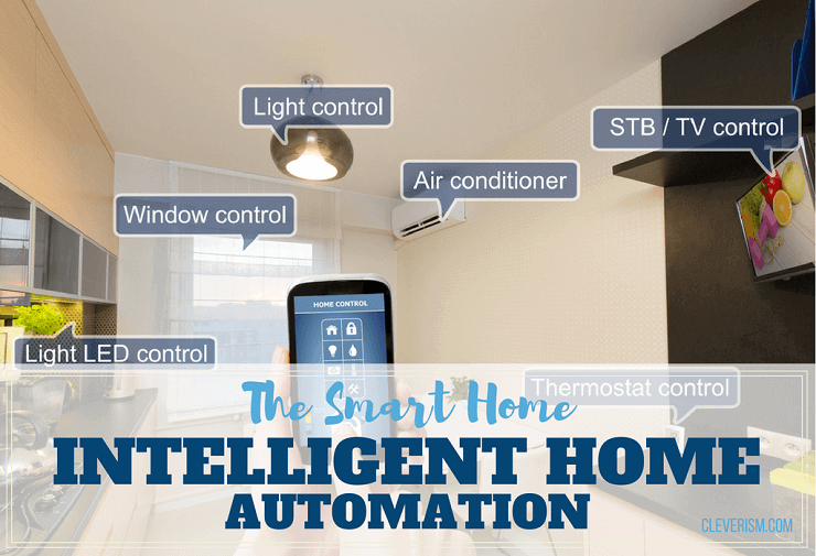 The Smart Home | Intelligent Home Automation