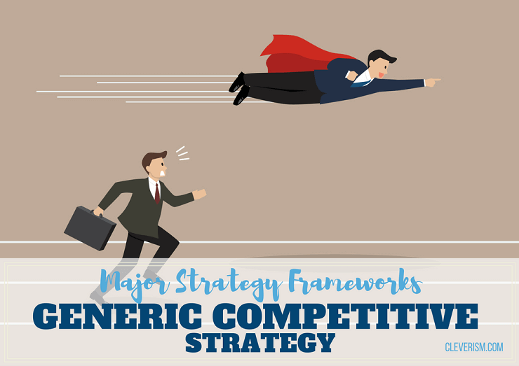 Major Strategy Frameworks | Generic Competitive Strategy