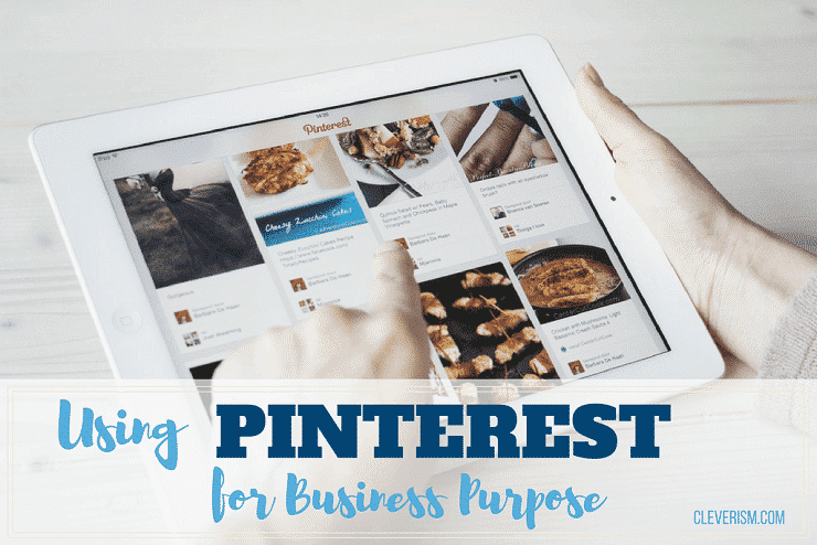 Using Pinterest for Business Purposes