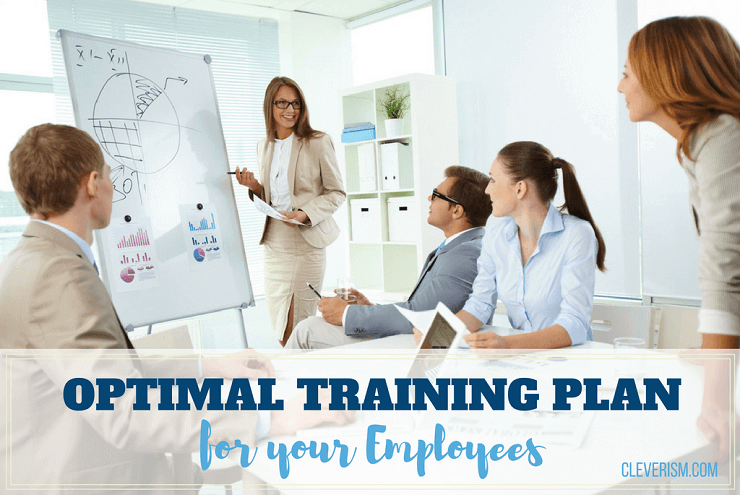 Optimal Training Plan for Your Employees