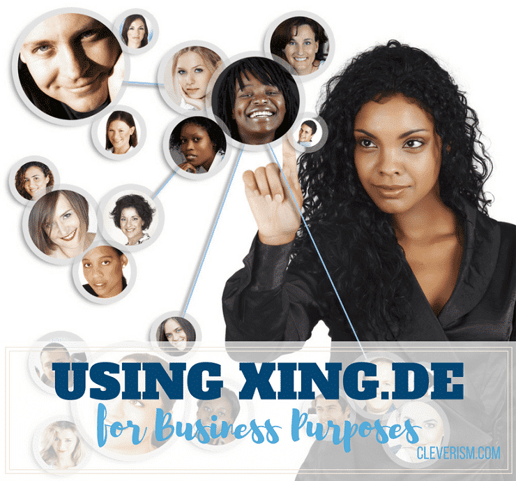 Using Xing.de for Business Purposes