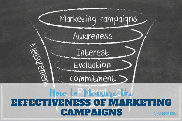 How to Measure the Effectiveness of Marketing Campaigns