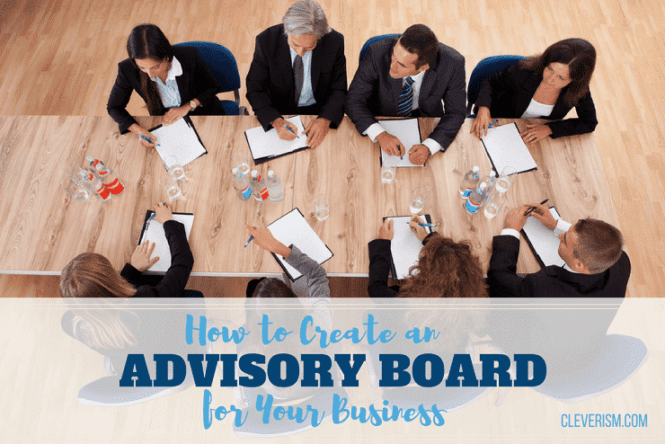 How to Create an Advisory Board for Your Business