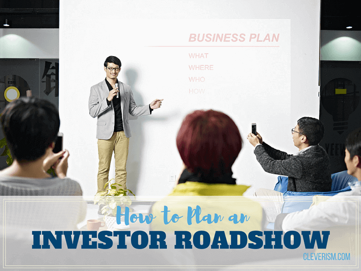 How to Plan an Investor Roadshow