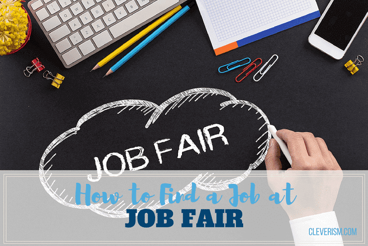 How to Find a Job at Job Fairs