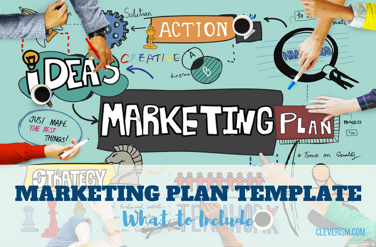 Marketing Plan Template: What to Include