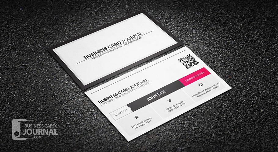 38-metro-style-business-card-template-with-qr-code