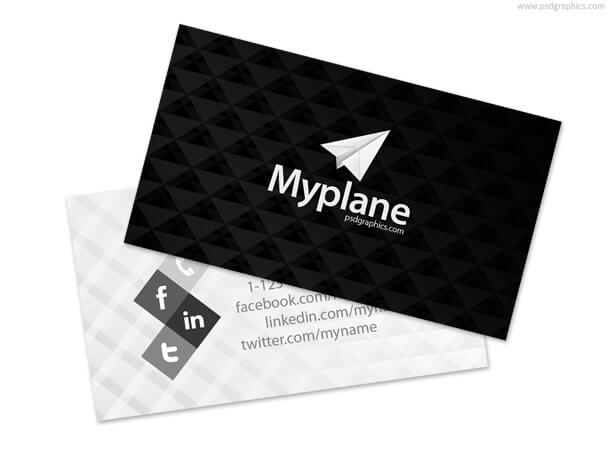50-black-and-white-business-card