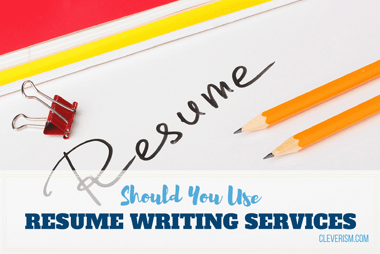 Why use a resume writing service