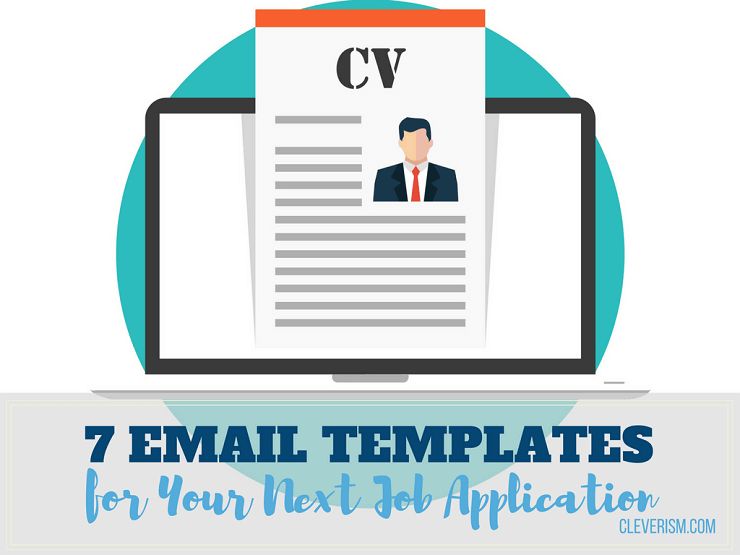 7 Email Templates For Your Next Job Application Loved By Hiring