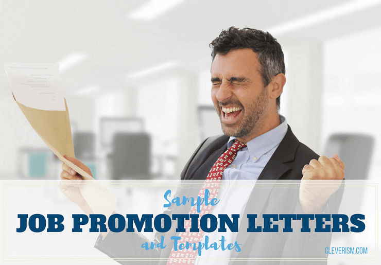 Sample Job Promotion Letters and Templates