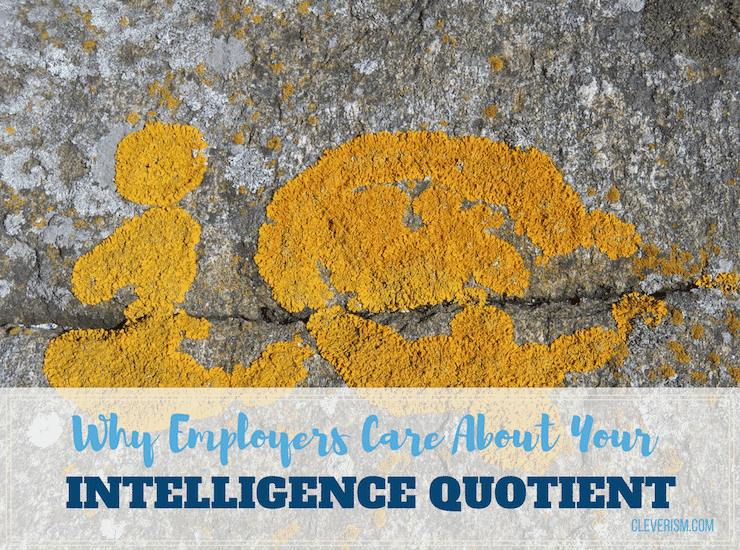 Why Employers Care About Your Intelligence Quotient