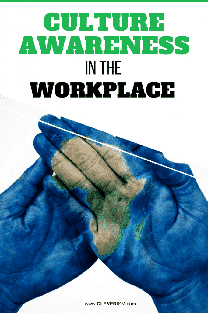 Culture Awareness in the Workplace