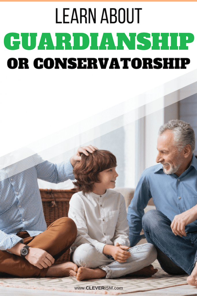 Learn About Guardianship or Conservatorship