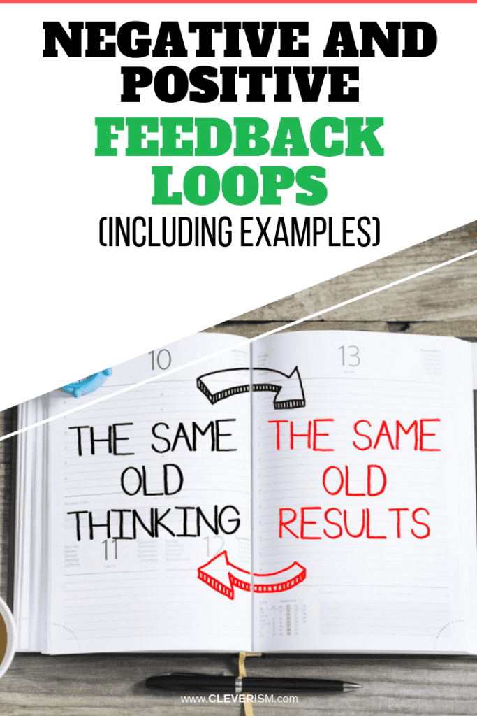 Negative and Positive Feedback Loops (Including Examples)