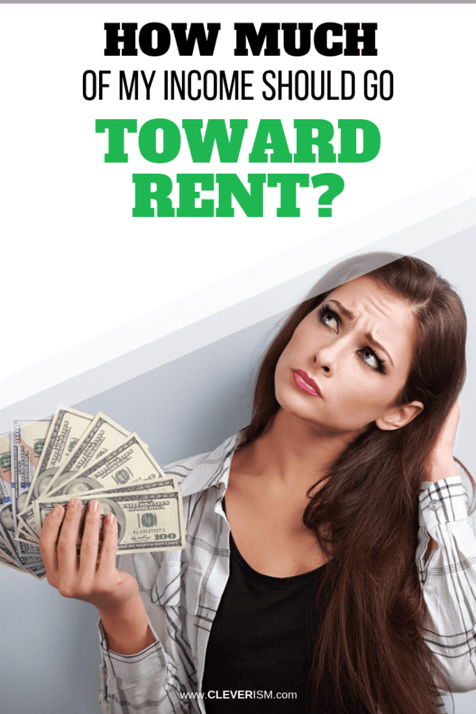 How Much of My Income Should Go Toward Rent?