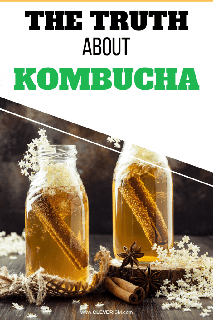 The Truth About Kombucha (and its Health Benefits)