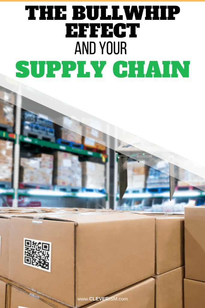 The Bullwhip Effect and Your Supply Chain