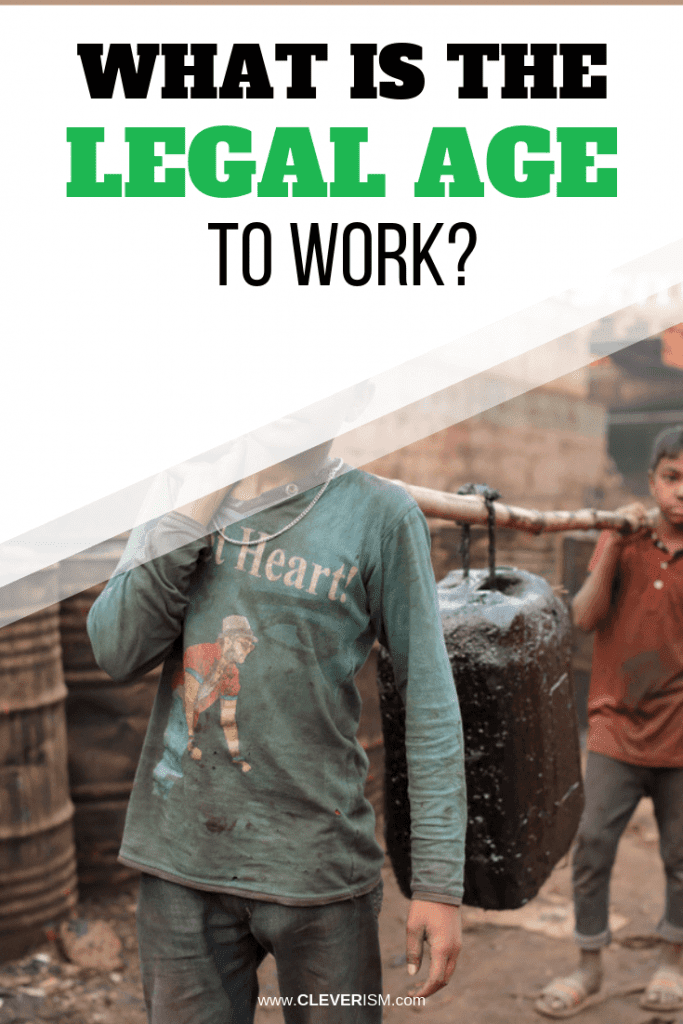 What is the Legal Age to Work?