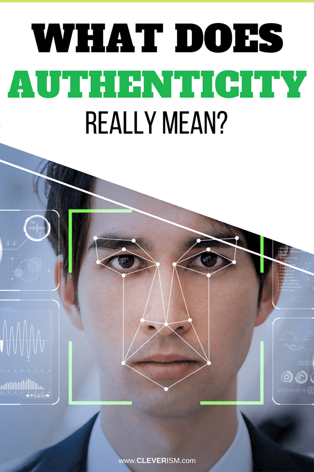 What Does Authenticity Really Mean?