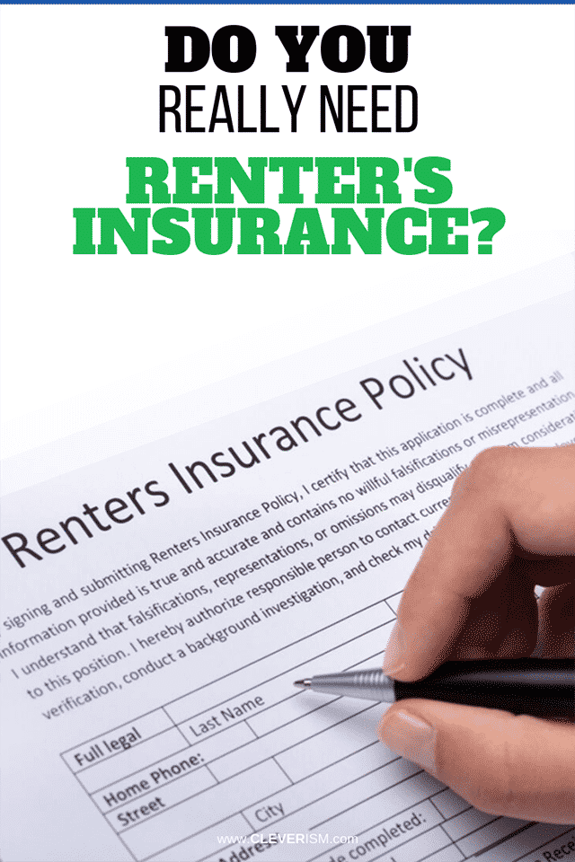 Do You Really Need Renter's Insurance?