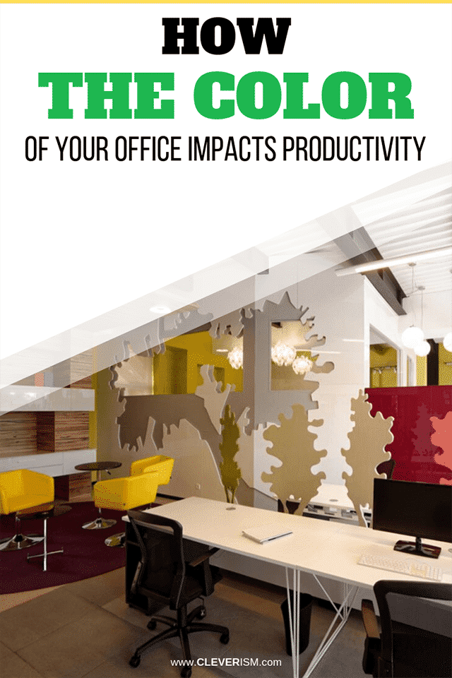 How the Color of Your Office Impacts Productivity
