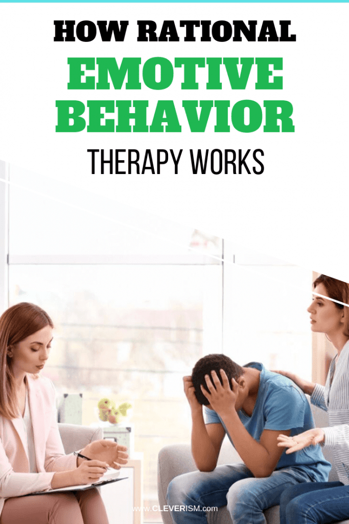How Rational Emotive Behavior Therapy Works