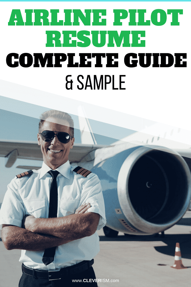 Airline Pilot Resume: Sample and Complete Guide