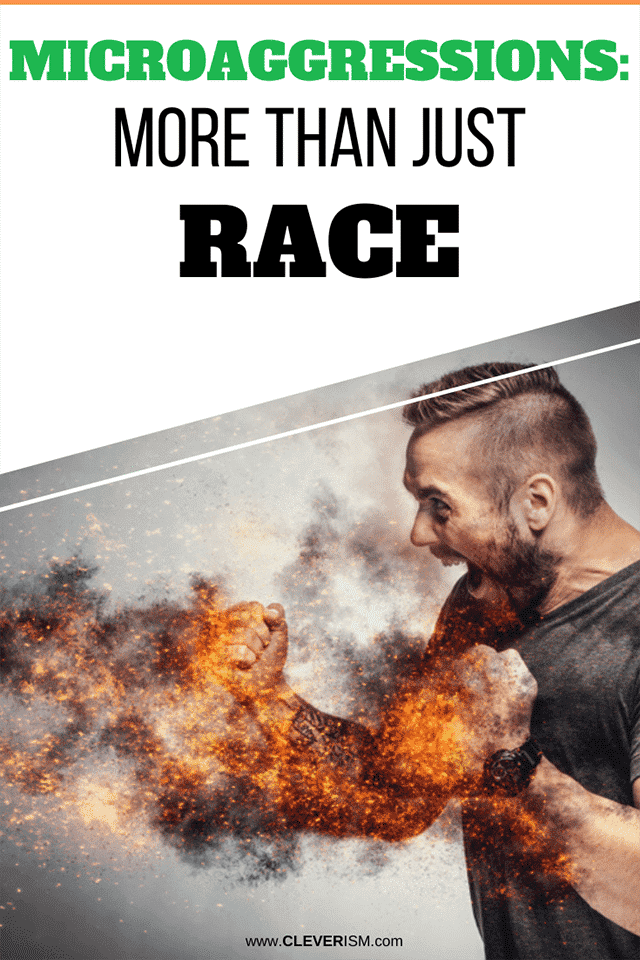 Microaggressions: More than Just Race