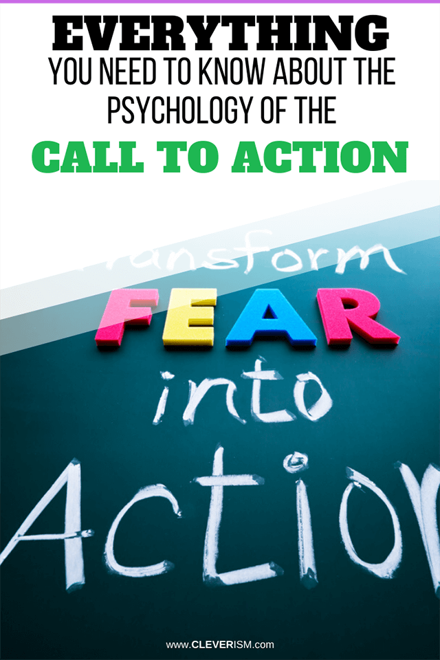 Everything You Need to Know About the Psychology of the Call to Action