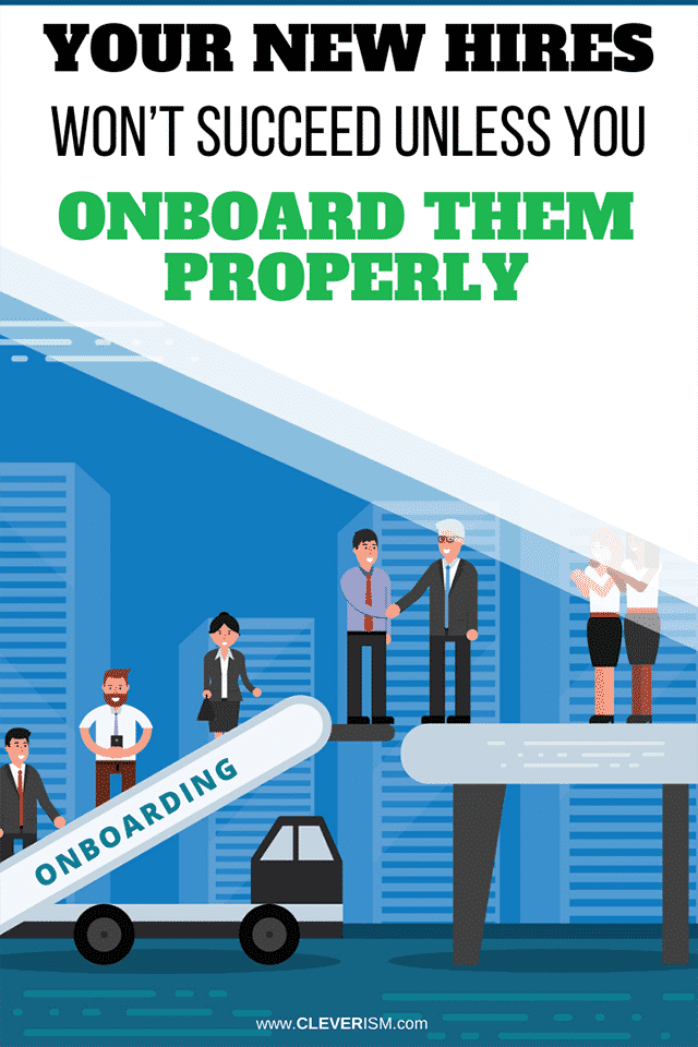 Your New Hires Won't Succeed Unless You Onboard Them Properly