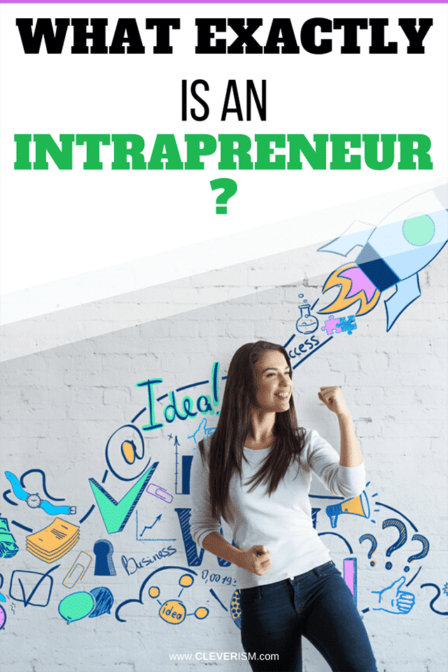 What Exactly is an Intrapreneur?