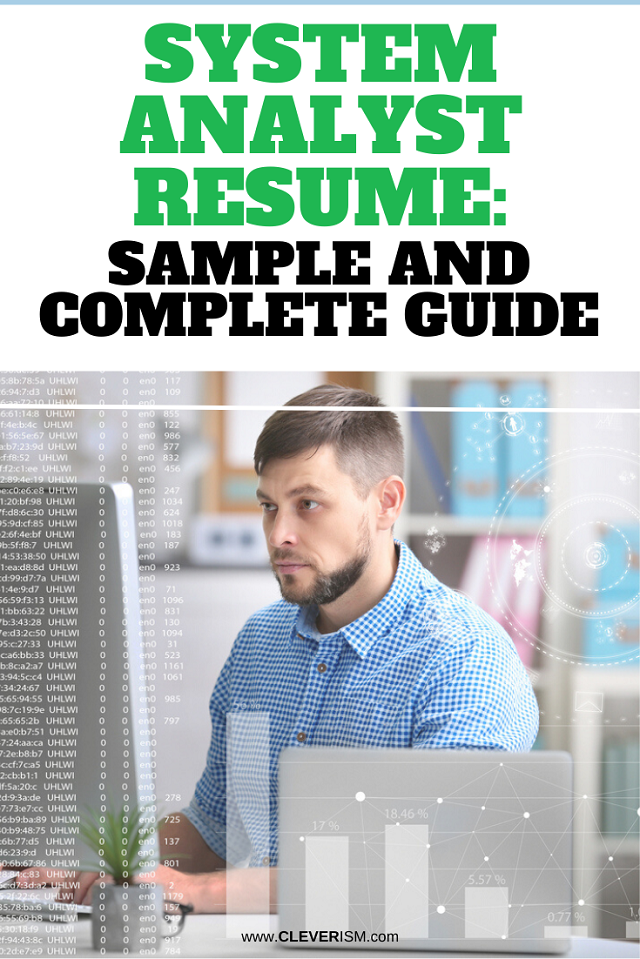 System Analyst Resume: Sample and Complete Guide [+2 Examples]