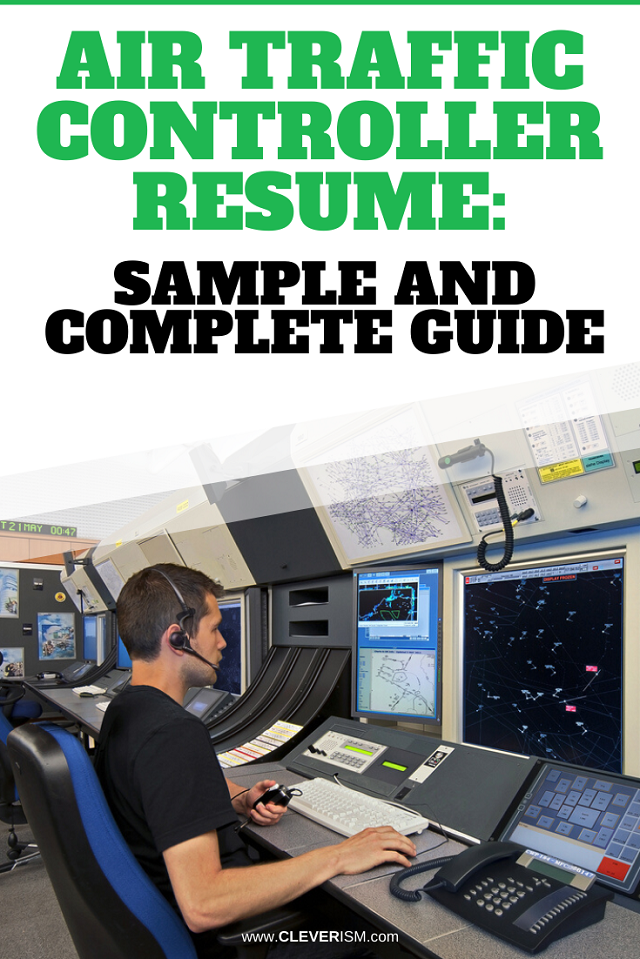 Air Traffic Controller Resume: Examples, Template, and Resume Tips
