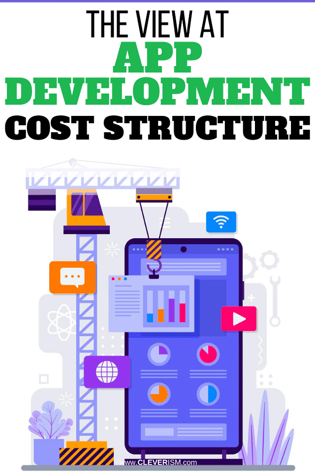 The View at App Development Cost Structure
